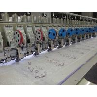China Tai Sang  embroidery machine excellence model 444(4 needles 44 heads embroidery machine) on sale