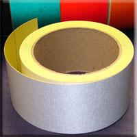 China warning reflective fabric tapes for clothing,retro reflective tape for car,sew on reflective tape wholesale