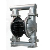 China Dual Mechanical Stainless Steel Diaphragm Pump , Diaphragm Air Pumps wholesale