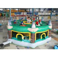 China 5m Dia. Giant Inflatable Human Whack A Mole For Children And Adults Interactive Fun wholesale