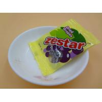 China Candied Fruit Tasty Dried Sour Plums / Salted Plums For Young Girls Yellow Bag wholesale