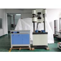 Electronic Hydraulic Universal Tensile Tester For Torque / Compression Test