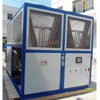China Hanbell Compressor Air Cooled Screw Water Chiller Unit, 100KW RO-100AS wholesale