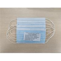 China Disposable FFP2 3 Ply Non Woven Face Mask Anti Allergic Materials Eco Friendly wholesale