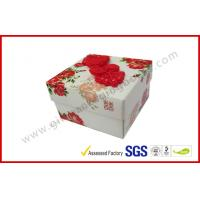 China Personalized Wedding Paper Gift Packaging Boxes Rectangle for Festival wholesale