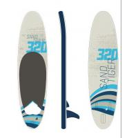 China High Pressure Double Layers Inflatable Stand Up Paddle Board Customized Color wholesale