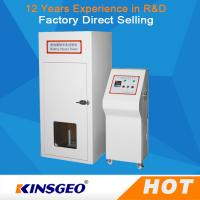 China 105kg SUS # 304 Stainless Steel Silicone foam Battery Testing Machine Battery Impact Tester wholesale