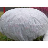 China Tear Resistant Spun Bonded Non Woven Weed Control Fabric for Agriculture and Landscape Industry wholesale