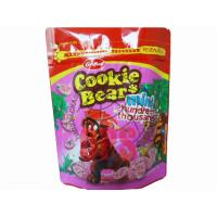 China Cookie Sweet Eco Friendly Food PackagingColor Printed Doypack With Ziplock wholesale