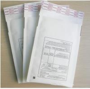 China White kraft paper bubble envelope bag 180 * 235 CN22 printing bags shockproof bag wholesale