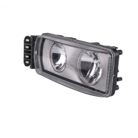 China Heavy Duty European Truck Parts Headlamp 504238093 504238117 For Iveco Stralis wholesale