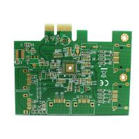 Buy cheap Material Copper PCB Circuit Board HDI PCB 2 Layer ENIG PCB For USB3.0 Pinboard from wholesalers