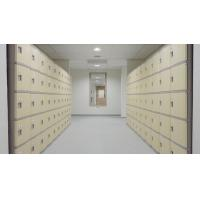China Anti Corrosion ABS Swimming Pool Lockers Green /4 layer /green door wholesale