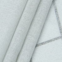 China silver cotton electromagnetic shielding curtain canopy fabric wholesale