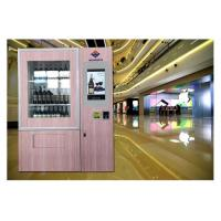 Buy cheap Automatic Elevator Red Wine Bottle Vending Machine With Lift And Conveyor System from wholesalers