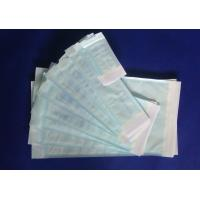 China Disposable Medical Grade Self Seal Sterilisation Pouches International Standards wholesale