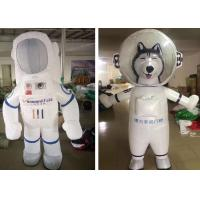 China Custom Inflatable Character Balloon Robot Advertising Inflatable Mascots wholesale