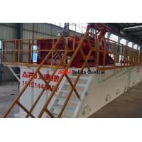 China Petroleum drilling mud circulation system for sale at Aipu solids control wholesale