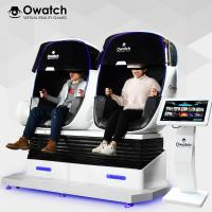China Owatch-Start a Robot 9D virtual reality simulator arcade game Cinema wholesale