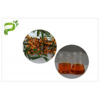 China Pure Seabuckthorn Fruit Seed Oil for Heart Diseases Dietary Supplement wholesale