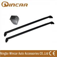 China Professional coss bar aluminum Car Roof Racks For carry luggage 120cm wholesale