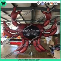 China Inflatable Crab,Inflatable Crab Cartoon,Inflatable Crab Costume wholesale