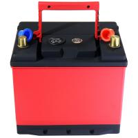 China High Performance LifeP04 46B24L/RS Lithium Iron Phosphate Car Battery Discharging 65Ah CCA 1200A wholesale