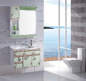 China PVC Bathroom Cabinet (JTA-096) wholesale
