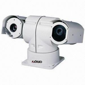 China Flir Sensor 50mm Lens Thermal Image Camera with 320 x 240 Pixels Sensor Format wholesale