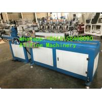 China high speed paper drinking straw making machine multi cutters full automatic small paper tubes colorful on sale