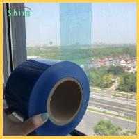 China Blue Color Temporary Protection Window Film Temporary Protection Film wholesale