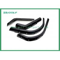 China High Strengh PP Golf Cart Fender Flares Front And Rear Ezgo Txt Fender Flares wholesale