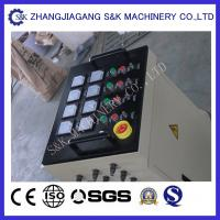 China 1.25MPa PPR Pipe Extruder Machine For Heating System , Plastic Single Screw Machine wholesale