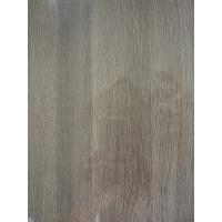 China Explosion Proof Wood Grain Contact Paper , Vivid Texture Decor Paper For Laminates wholesale