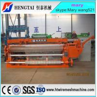China Fully-automatic Welded Wire Mesh Machine/ Heavy Full Automatic Welded Wire Mesh Machine wholesale