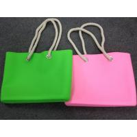 China Waterproof Silicone Candy Bags / Beach Bag With 100% FDA & LFGB Silicone wholesale