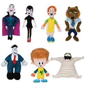 China Fashion 10inch Hotel Transylvania 2 Cartoon Plush Toys For Promotion Gifts wholesale