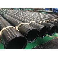 China Fire System Grooved ERW Steel Pipe ASTM A795 GR.A, GR.B, GR.C With Red Or Black Painting wholesale
