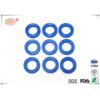 China All Type Of Rubber Washer With FDA Approved Black Blue Soft Silicone wholesale
