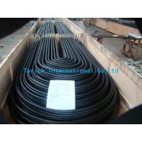 Quality A 556 / 556M Cold Drawn Carbon Feedwater Heater Seamless Steel Pipe Black for sale