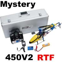 China 450V2 Rtf 2.4G 6CH 3D RC Helicopter Clone Align Trex (10030805) wholesale