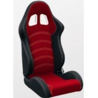 China Cloth Fabric Material Sport Racing Seats Fully Reclinable / Auto Car Seats wholesale