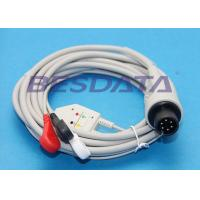 Quality Universal ECG Cables And Leadwires For GE Dinamap / Critikon OEM / ODM Available for sale