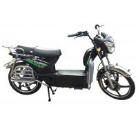 Steel Frame Adult Electric Bike , 60V 20Ah Lead - Acid  Cool Build Electric Bike