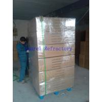 China Customized Low Shrinkage Ceramic Fiber Refractory Paper For Gasketing , Sealing wholesale