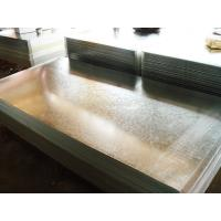 China anti finger / oiled / Passivated G40 - G90 zinc Hot Dipped Galvanized Steel Sheet / sheets wholesale