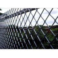 China Outdoor Surface Aluminum Expanded Building Cladding Metal Mesh wholesale