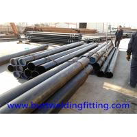 China SCH80 ASTM A192/ A335 WP11 API Carbon Steel Pipe / 16 Inch Steel Pipe wholesale