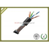 Buy cheap Outdoor 1000ft Waterproof  Network Fiber Cable Cat5e SFTP Wiring Cable For Communication from wholesalers
