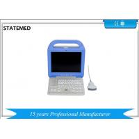 China 2 Probe Connectors Portable Ultrasound Scanner With 12 Inch LCD Monitor wholesale
